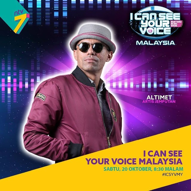 Live Streaming I Can See Your Voice Malaysia Minggu 12 [ 20.10.2018 ]
