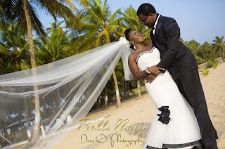 Berry and Cakes wedding at Eko tourist resort