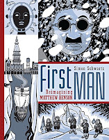 Guest Blog by Titus Chalk - A World of Graphic Novels