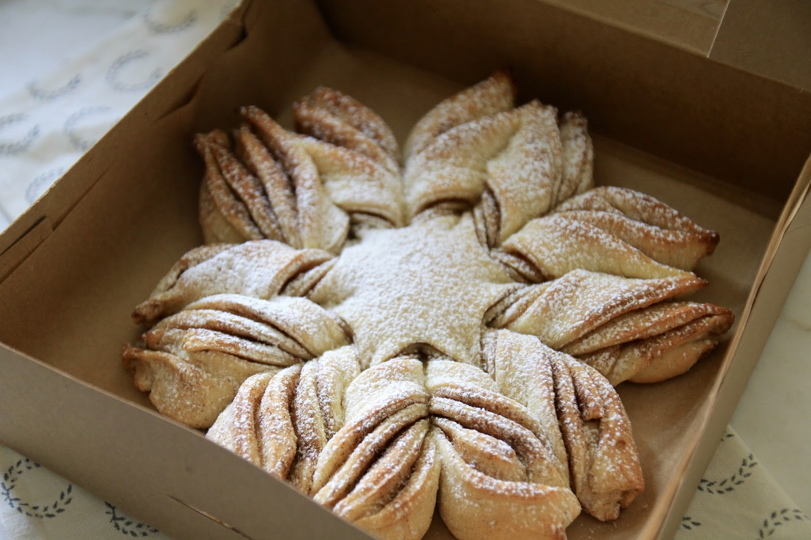 New Holiday Baking Ideas Christmas Star Bread Easy Homemade Gifts Jenny Steffens Hobick