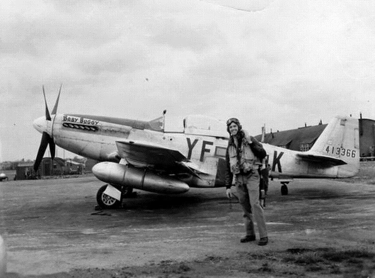 an analysis of the effects of the p 51 mustang in world war ii The only mexican air force unit to serve overseas during world war ii,  always see the effects of the  historynetcom is brought to you by world.