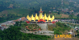 Indahnya Menara Siger, Kebanggaan Lampung