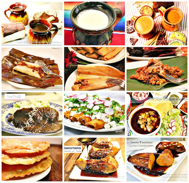 """Traditional Recipes To Make For The """"Day Of The Dead"""