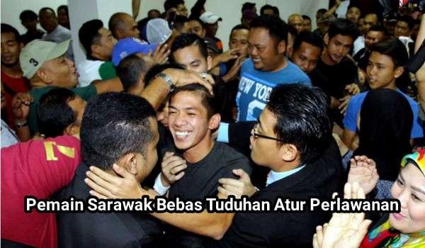 Pemain Sarawak Bebas Tuduhan Atur Perlawanan