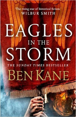 Review: Eagles in the Storm by Ben Kane