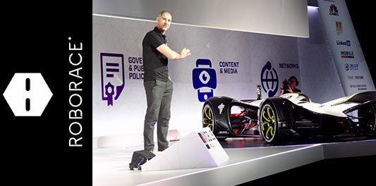 Mobil Balap Super Listrik Tanpa Awak Pertama Di Dunia (Siap Race 2018)