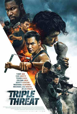 Film terbaru Iko Uwais - Triple Thread