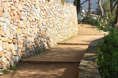 Cami de Ronda entre Llafranc y Calella de Palafrugell