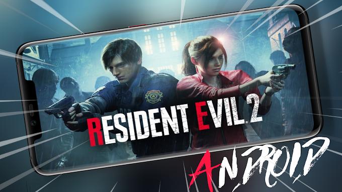 Resident Evil 2 Mobile 1.0 Full Apk