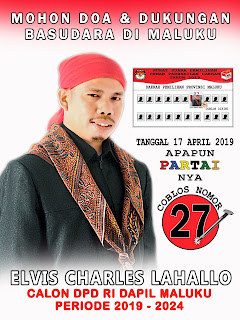Elvis Charlse Lahallo