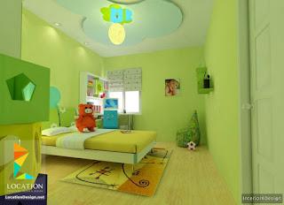Modern Children's Rooms 29