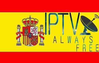 iptv españa channels list m3u