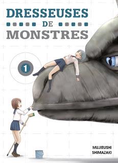 Dresseuses de monstres tome 1 chez Komikku