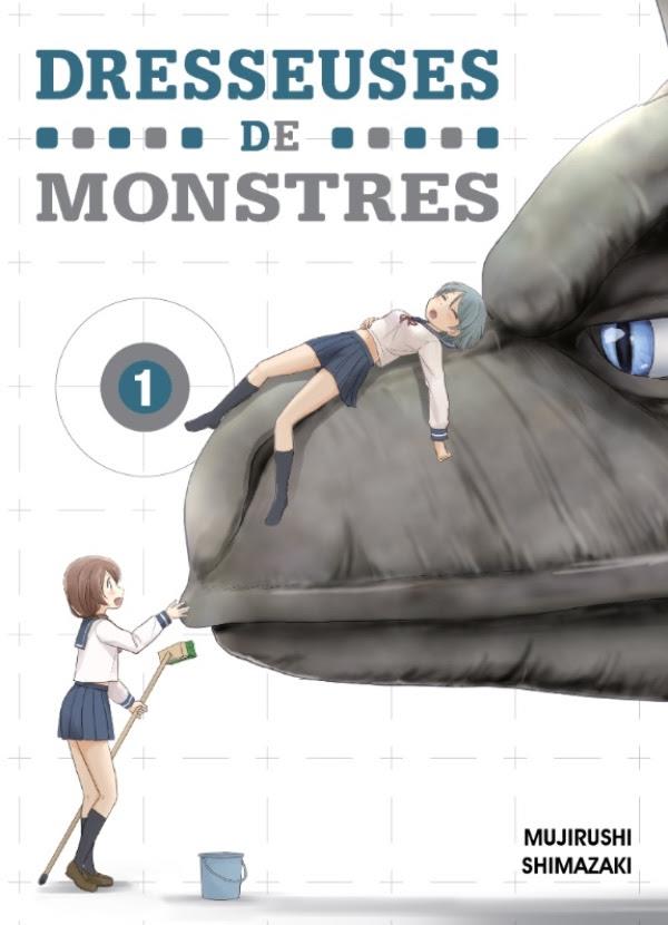 Dresseuses de monstres