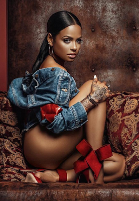 Christina Milian shares nude photo on instagram