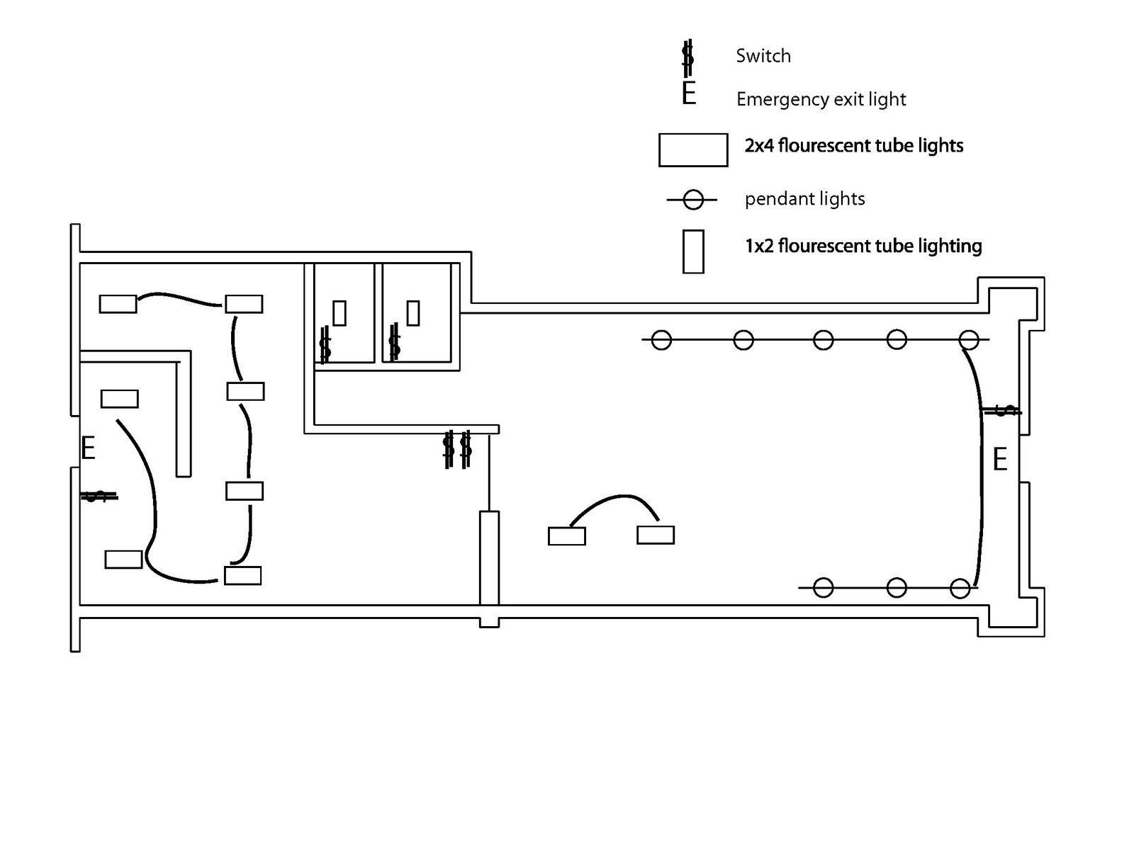 Design Ware Lighting Plan Tele Data Communications Plan