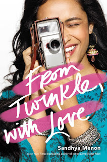 Review of From Twinkle, With Love by Sandhya Menon