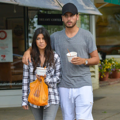 kourtney kardashian e scott