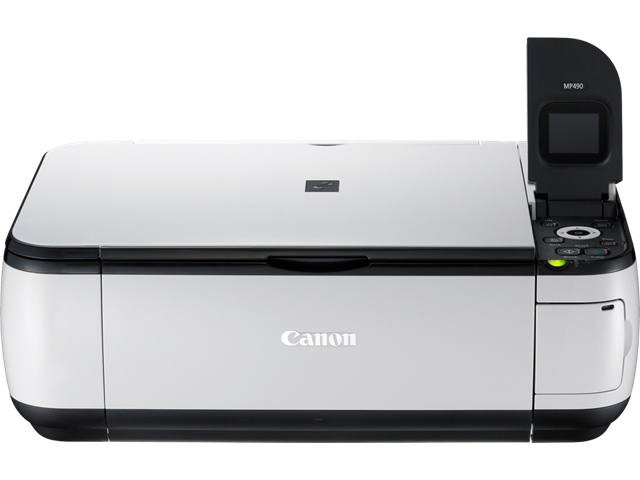 Canon mp496 scanner
