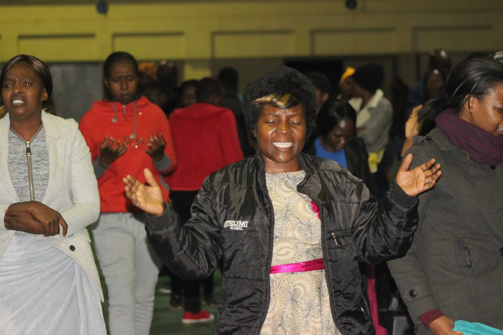 Deliverance All-Night Concludes On A High Note - Apostle P. Sibiya Deals Heavy Blow To Satanic Kingdom!