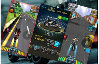 Racing Moto Hot Girl V 1.0 Apk for Android Free Download