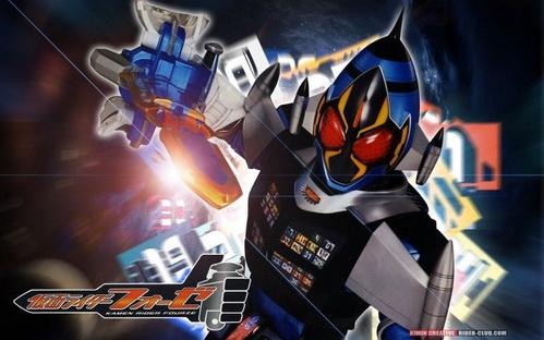 Kamen rider episode 6