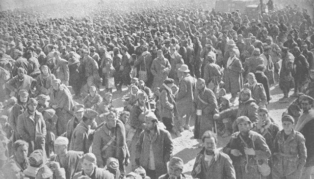 30 January 1941 worldwartwo.filminspector.com Italian POWs Tobruk