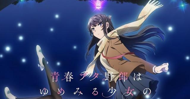 ini Dia Full Trailer Anime Movie Seishun Buta Yarō wa Yume-Miru Shōjo no Yume wo Minai