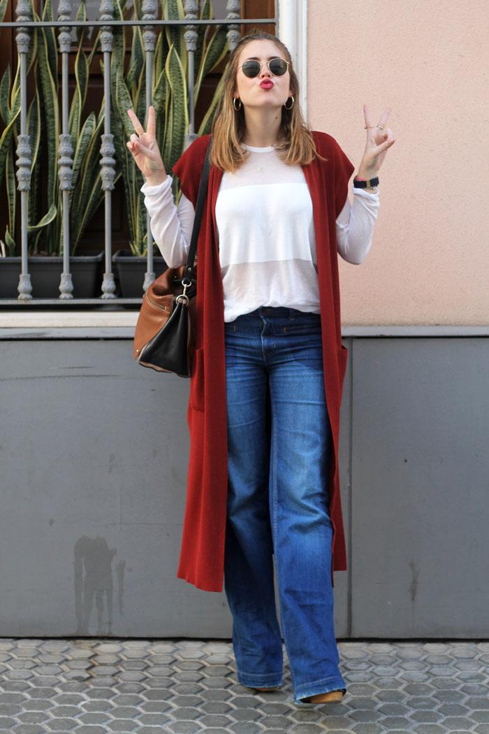 maxi waistcoats