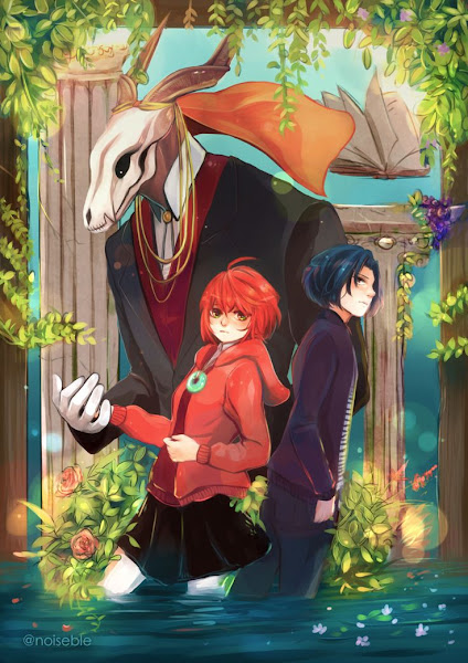 魔法使いの嫁 星待つひと , Anime , HD , 2017 , Production I.G, flying DOG,Crunchyroll , Magic, Fantasy , The Ancient Magus' Bride: Those Awaiting a Star