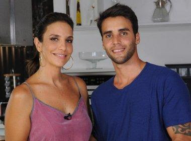 b11abb3071dd4 Três meses após protagonizar uma cena de ciúmes durante um show em Praia do  Forte, Ivete Sangalo voltou a falar sobre sua relação com o nutricionista  Daniel ...