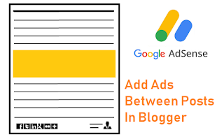 Insert Ads Within Your Post Content In Blogger