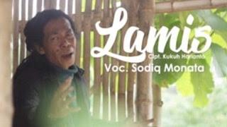 Lirik Lagu Sodiq Monata - Lamis