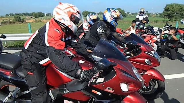 yamuna expressway , super bike , bike racing