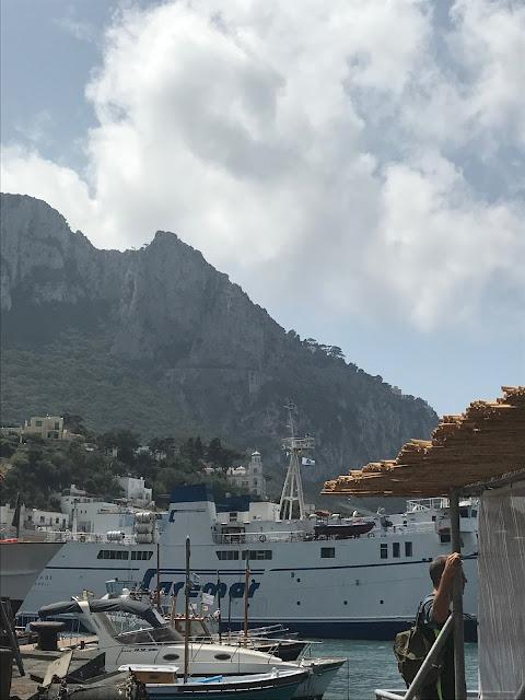 Things to do island of capri