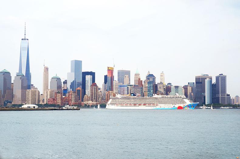 Euriental | fashion & luxury travel | New York City skyline