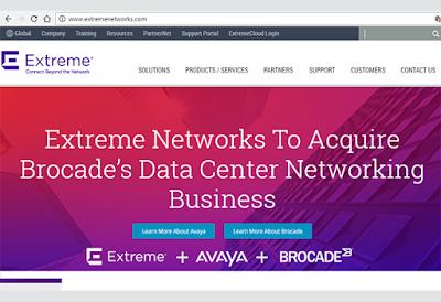 Converge! Network Digest: Broadcom