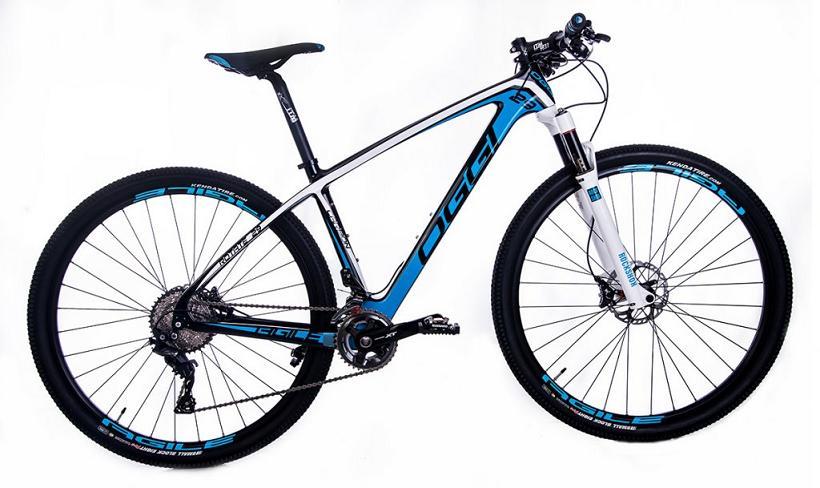 Bicicleta Oggi Agile Pro Team Azul