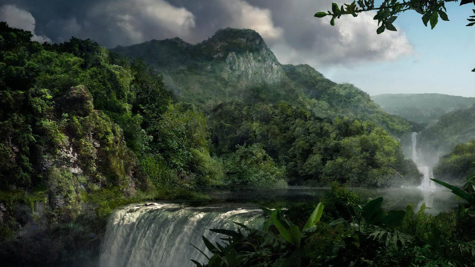 HD Jungle Wallpapers ~ Landscape Wallpapers|HD Wallpapers ...