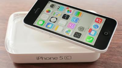Thay mặt kính iphone 5c chính hãng