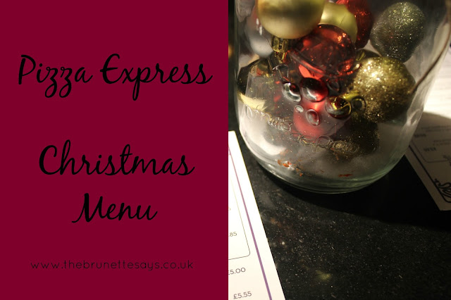 PizzaExpress, leicester, Christmas
