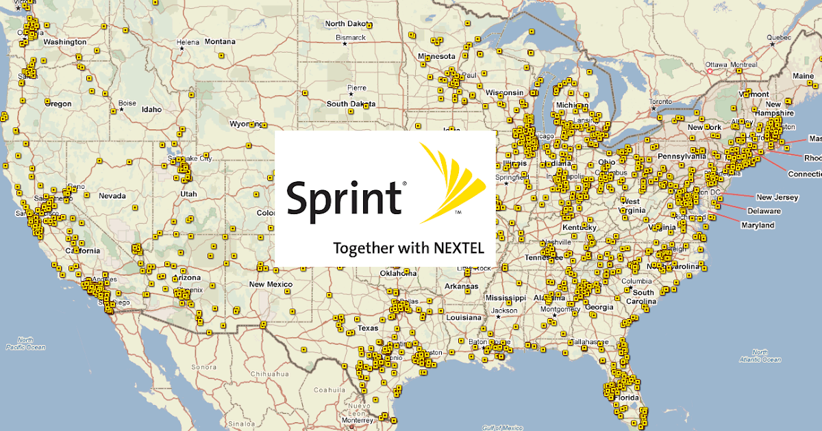 Who here has or had sprint service?