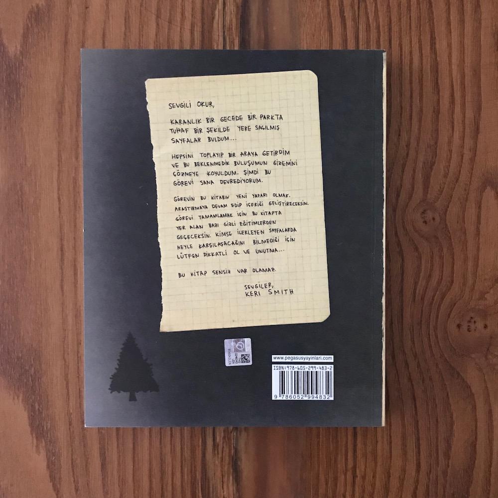 Bu Kitabi Bitir Keri Smith
