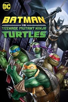 Capa Batman vs Tartarugas Ninja – WEB-DL 720p e 1080p Dual Áudio (2019) Torrent