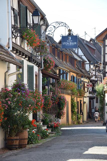 Colmar - zdjęcie 1 - Francuski przy kawie