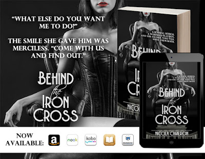 Behind the Iron Cross by Nicole Cameron