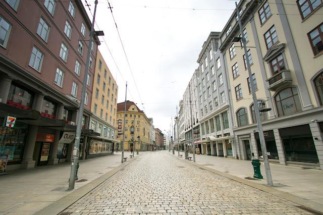 Byparken e Torgallmenningen-Bergen