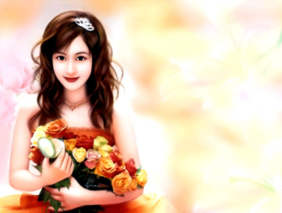 Most Beautiful Girl Wallpaper Wallpapers Background