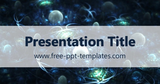 Nanotechnology Ppt Template