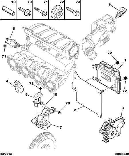 manuales de mecanica  esquema sistema de inyeccion